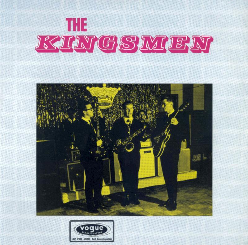 Kingsmen Little Latin Lupe Lu Davids Mood